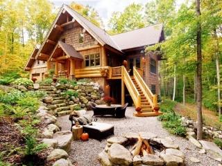 Harbor Springs Log Lodge ski/golf/lake community - Harbor Springs vacation rentals