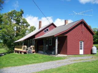 Farmhouse at Kingdom Farm - East Burke vacation rentals