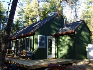 Molasses Pond Year Round Cottage Sleeps 7 - Franklin vacation rentals