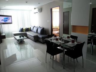 2 Bedrooms Condo At Seibu Tower (3 mos. required) - Taguig City vacation rentals