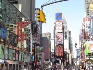 Stunning 2bd/2ba Actually in Times Square! - Manhattan vacation rentals