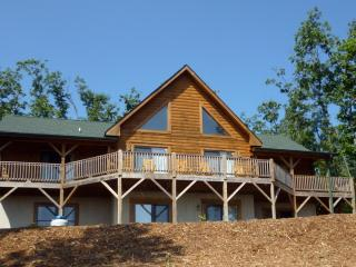 Morning Star Cabin Mountain Views Near Asheville - Nebo vacation rentals