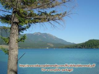 Dickey Lake! Lakefront Rental! - Eureka vacation rentals