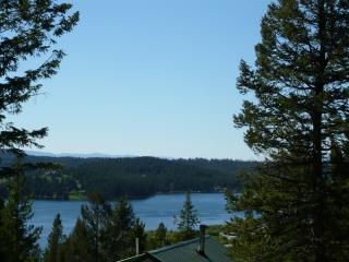 Lakeview Log Cabin - Philipsburg vacation rentals