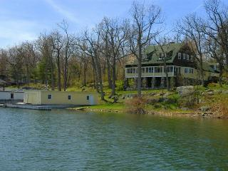 Gorgeous 6 BR House on the Water - Wellesley Island vacation rentals