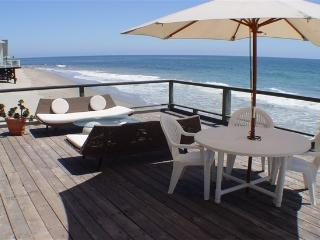 Malibu Beach House - Right on the Sand! - Port Hueneme vacation rentals