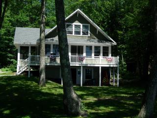 Cobbossee Lake House Rental, Winthrop, Maine - Turner vacation rentals
