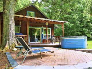 Secluded Cabin on 5 Riverfront Acres-Sauna/Hot Tub - Baring vacation rentals