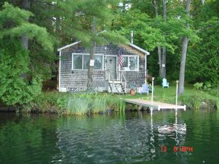 Private cabin - Saint Albans vacation rentals