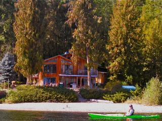 Lakefront Executive Home - Grand Forks vacation rentals