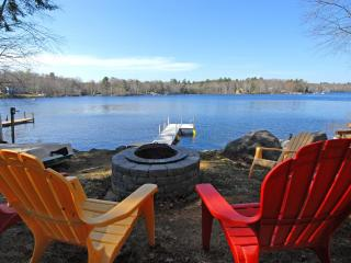 Private Lakefront Home located close to Beaches! - Shapleigh vacation rentals