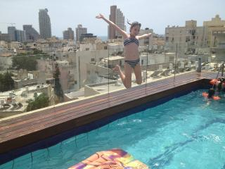 Amazing Penthouse with private pool by the beach - Tel Aviv vacation rentals