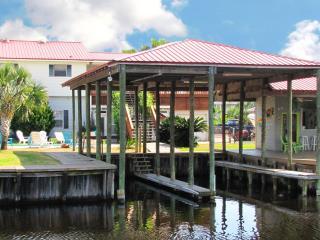 Blue Bayou~Waterfront,Pool,2 Boat Slips,Sleeps 15! - Orange Beach vacation rentals