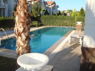 Beautiful Villa in Belek with A/C, sleeps 6 - Belek vacation rentals