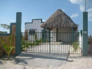 Idyllic Beachfront Casa in Quiet Fishing Village - Yucatan-Mayan Riviera vacation rentals