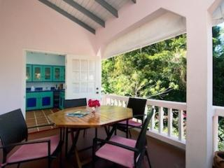 The Pink House (upstairs apartment)  Bequia - Port Elizabeth vacation rentals