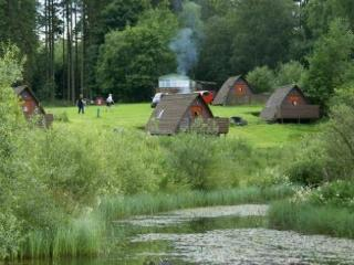 1 bedroom Lodge with Outdoor Dining Area in Dumfries - Dumfries vacation rentals