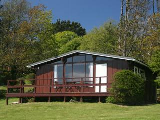 Cedarwood Lodge in the Pembrokeshire countryside - Druidston vacation rentals