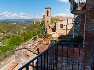 Amazing Tuscan holiday apartment in the historical Town centre of Colle di Val d'Elsa, sleeps 4 - Colle di Val d'Elsa vacation rentals