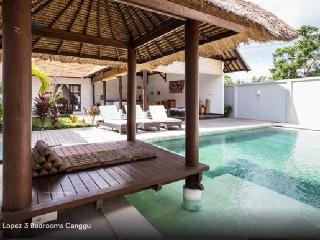 VILLA Lopez 3 Bedrooms Canggu - Seminyak vacation rentals