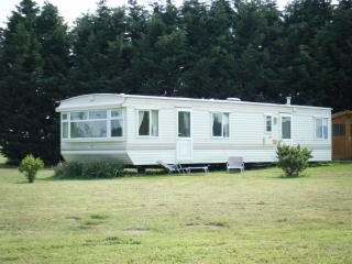 La Lande Géré Holiday Caravan - Mayenne vacation rentals