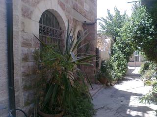 At Jerusalem's Center in most picturesque district - Jerusalem vacation rentals