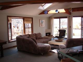 Waterview, beautiful 3-bdr, walk to private beach - East Falmouth vacation rentals