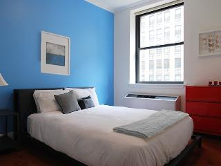 West 37th and 7th ave  One Bedroom Doorman Gym - New York City vacation rentals