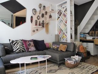 Artistically Designed Duplex at Montmartre Abbesses - Paris vacation rentals