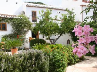 Walled gardened townhouse with private pool - Canillas de Aceituno vacation rentals