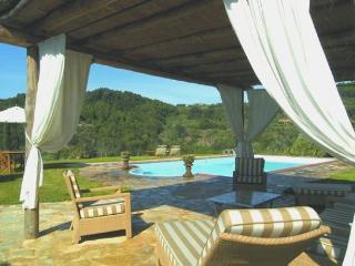 3 bedroom Villa in Orbicciano, Nr Lucca, Tuscany, Italy : ref 2018047 - Orbicciano vacation rentals