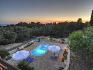 Villa Galazio Sunset -Irida - Gaios vacation rentals