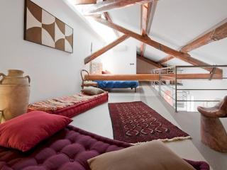 Panoramic loft in the center - Rome vacation rentals