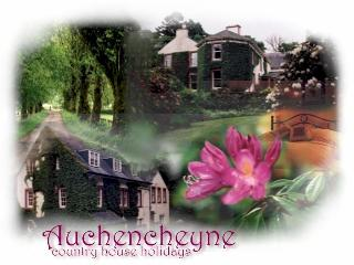 auchencheyne country House - New Galloway vacation rentals