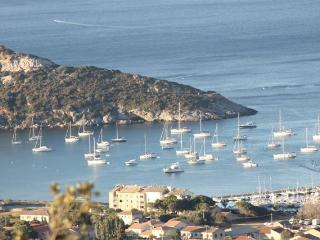 Corsica Apartment Glorious Views of Sea and Cap Corse National Park - Tomino vacation rentals
