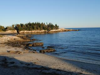 Beachfront Cottage on Indian Point - Brunswick vacation rentals
