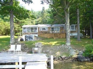 Wonderful 3 Bedroom Lake Winnipesaukee Rental - Moultonborough vacation rentals