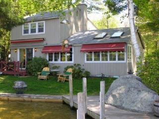 Lake Winnipesaukee Waterfront Rental in Tuftonboro - Mirror Lake vacation rentals