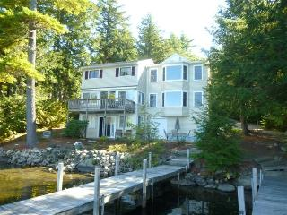 Winnipesaukee Waterfront in Meredith for 10! - Lake Winnipesaukee vacation rentals
