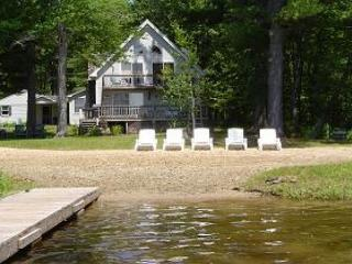 Waterfront on Kanastka with Sandy Beach - Gilford vacation rentals