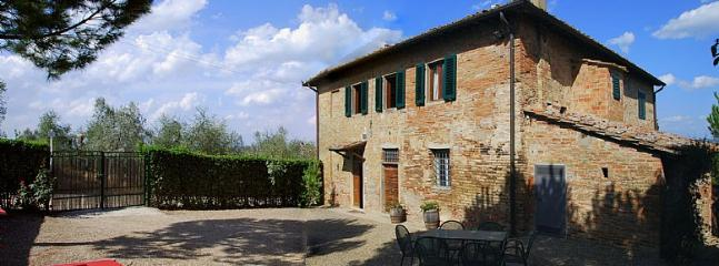 Casa Cassiodoro A - Image 1 - Castelfiorentino - rentals