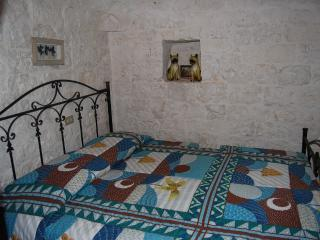 Lovely Trullo with Patio and Grill - San Michele Salentino vacation rentals
