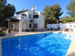 (MJ00065) Lovely 3 bed Villa - Moraira vacation rentals