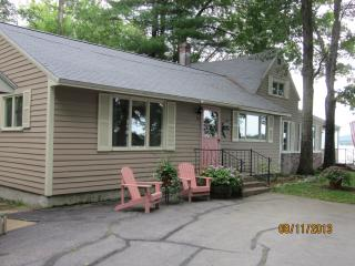 Lakefront home with private beach and dock! - Center Ossipee vacation rentals