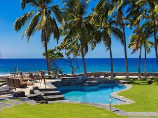 Newly Remodeled Oceanfront Luxury Villa - Kailua-Kona vacation rentals