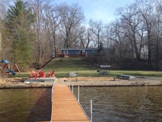 Best of Both Worlds Lakefront Retreat - Douglas vacation rentals