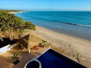 On the Beach Luxury Condo, Infinity Pool, Comfort! - Punta de Mita vacation rentals