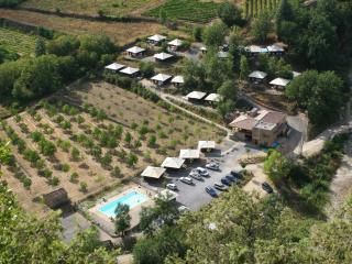 Nice Chalet with Internet Access and Private Outdoor Pool - Les Vans vacation rentals