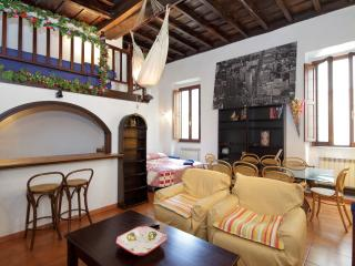 few steps from Piazza Navona Air Con - Rome vacation rentals