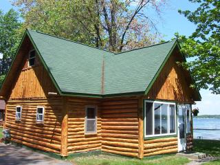 Corey Cove Shores Lakefront Cabin - Frederic vacation rentals